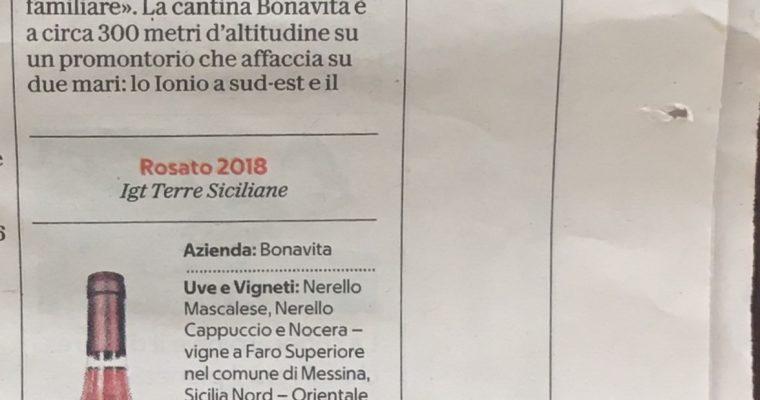 """Su """"La Repubblica"""" del 16.03.2019 di Laura di Cosimo"""